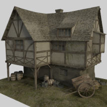 White_Horse_Inn's Themed Props/Scenes/Architecture Dante78