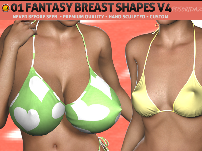 i13 01FANTASY BREAST SHAPES