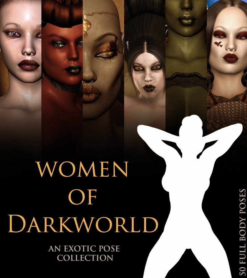 Women of Darkworld