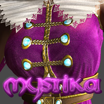 Mystika Clothing Themed powerage