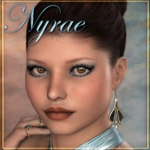 MDD Nyrae for V4.2 3D Figure Essentials Maddelirium