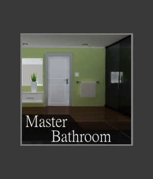 Master Bathroom 3D Models TruForm