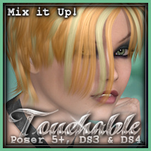Touchable Willar Hair Themed -Wolfie-