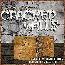 TextureResource-Cracked Walls 2D And/Or Merchant Resources RajRaja