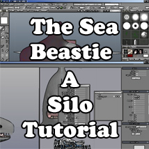 The Sea Beastie Tutorials : Learn 3D Fugazi1968