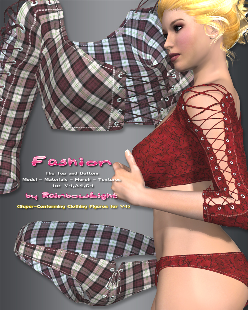 Fashion for V4G4A4
