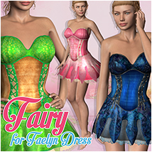 Fairy for Faelyn Dress Clothing Atenais
