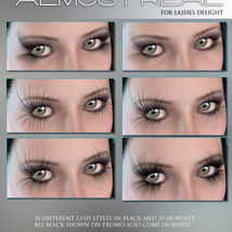 Almost Real - Lashes Delight image 1