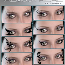 Almost Real - Lashes Delight image 3