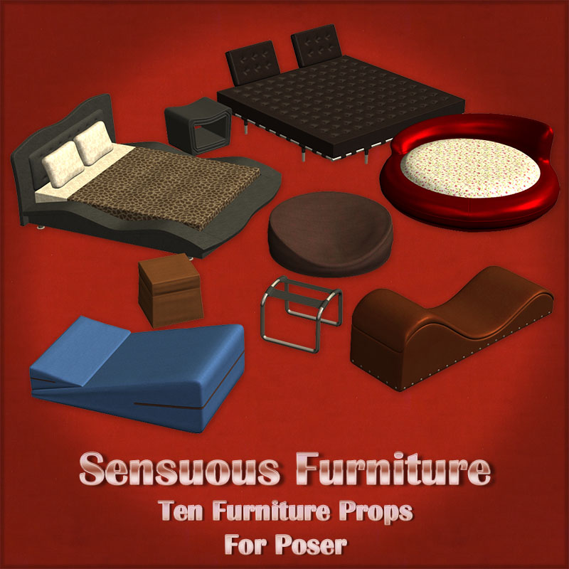 Sensuous Furniture Set