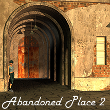 AJ_Abandoned_Place_2 3D Models -AppleJack-
