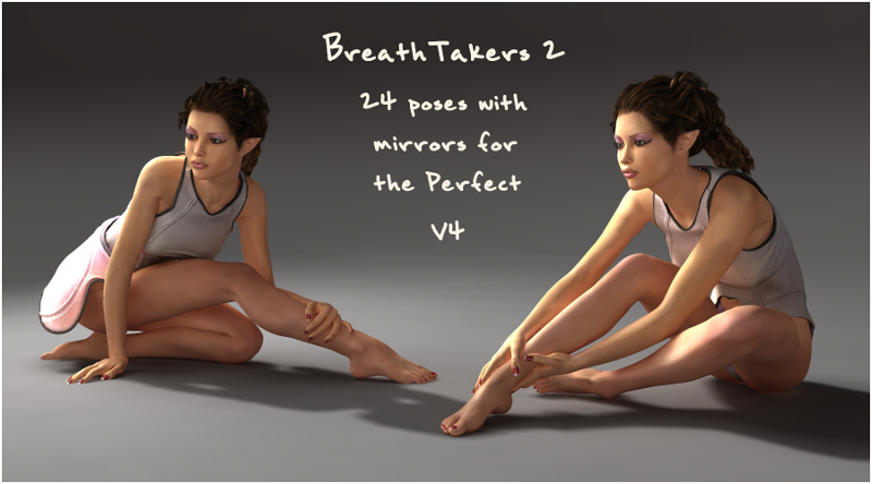 BreathTakers 2 poses
