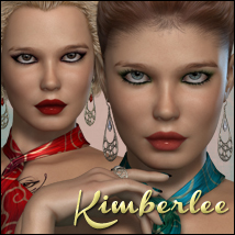 FW Kimberlee Software Themed Characters FWArt