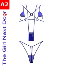 GNDA2_bikini_01 3D Models 3D Figure Assets mr_runtime