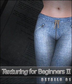 SV Texturing for Beginners II - Details 01 Tutorials : Learn 3D Sveva