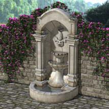 Fountain of Serenity 3D Models ryverthorn