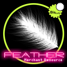 Biscuits Feather Merchant Resource by Biscuits