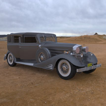 Cadillac (for 3D Studio Max) Themed Software Digimation_ModelBank