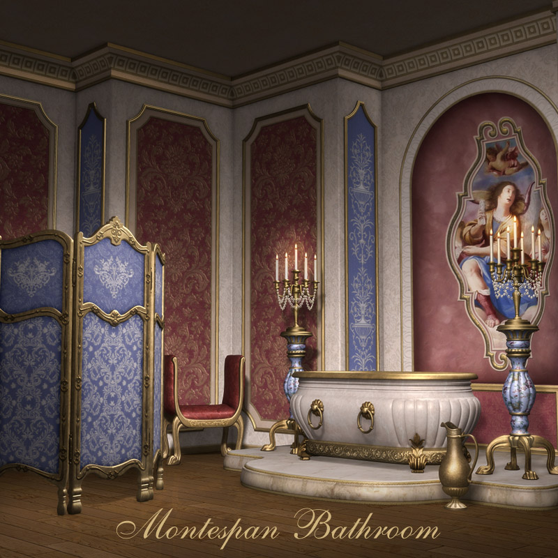 Montespan Bathroom