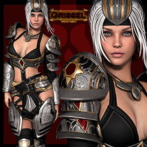 Grissel Fantasy Armor Accessories Clothing Props/Scenes/Architecture Footwear Themed Software RPublishing