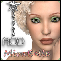MiraBelle 3D Figure Essentials ArtOfDreams