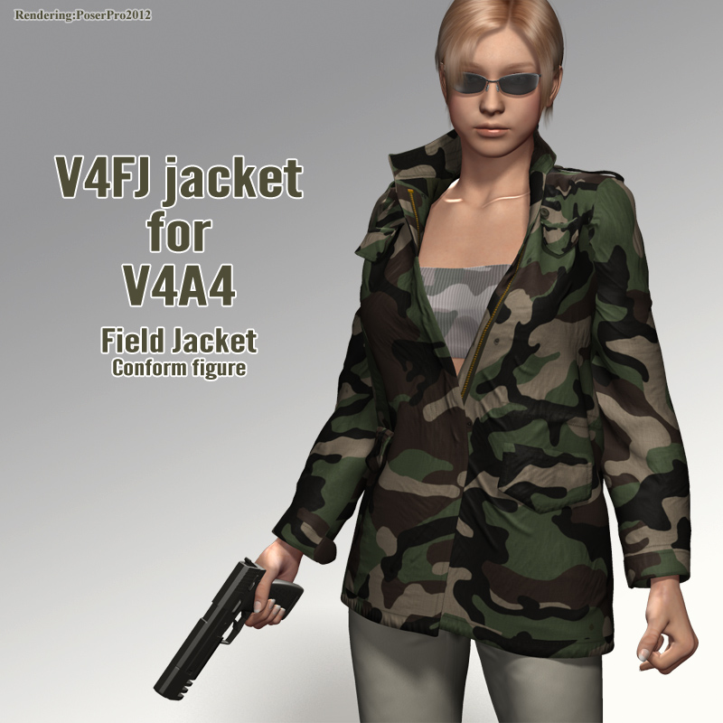 V4FJ jacket for V4A4