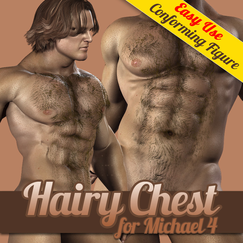 Hairy Chest for M4