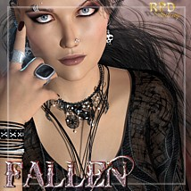FALLEN for Dream Angels Themed Clothing Software renapd