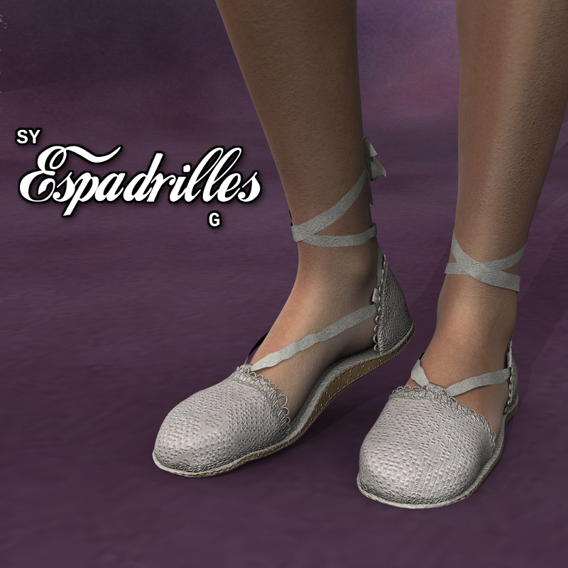 SY Espadrilles G