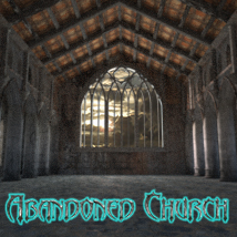 AJ_Abandoned_Church 3D Models -AppleJack-