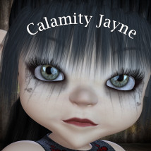Calamity Jayne 3D Figure Essentials 3D Models JudibugDesigns