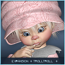 TrollTroll Expansion 3D Figure Essentials Leilana