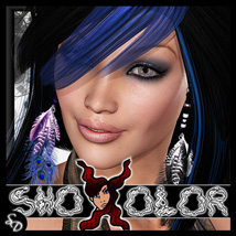 ShoXoloR for London Hair Hair ShoxDesign