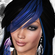 ShoXoloR for London Hair image 2