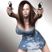 Shoot or Die Software Themed Poses/Expressions santuziy78