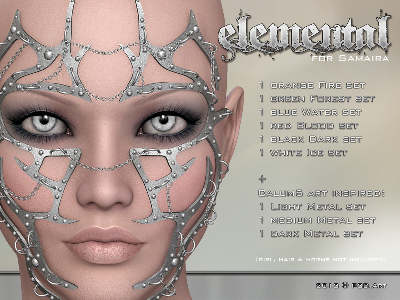 Elemental - for Samaira