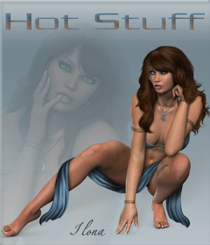 Hot Stuff Poses/Expressions ilona
