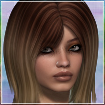 Addictive Dronna Hair Themed OziChick