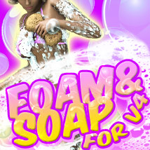 Foam & Soap for V4 3D Figure Assets 3D Models powerage