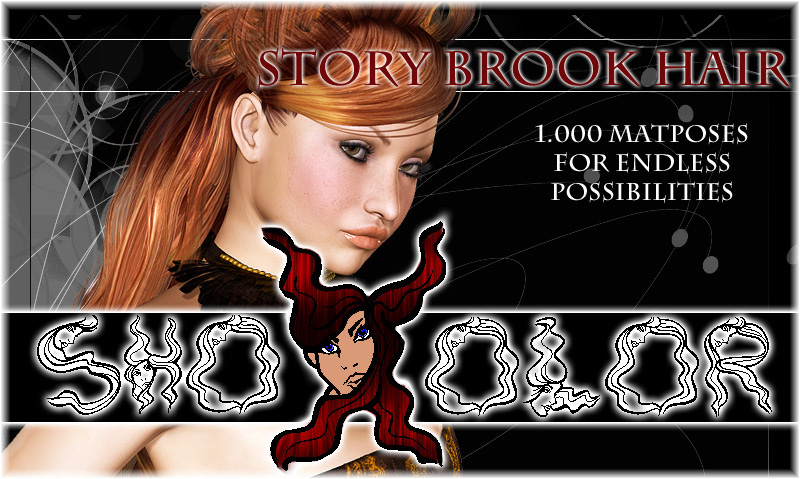 ShoXoloR for Story Brook Hair