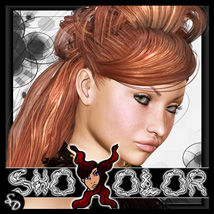 ShoXoloR for Story Brook Hair Hair ShoxDesign