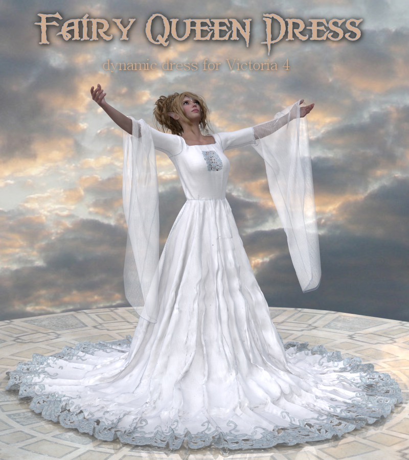 Fairy Queen Dress