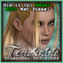 Touchable Hr-107 Hair Themed -Wolfie-