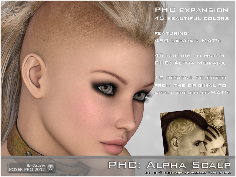 PHC : SAV Alpha Scalp