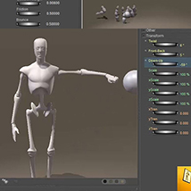 Poser 10 and Poser Pro 2014 New Features image 2