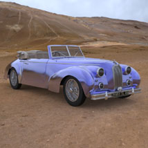Talbot Lago (for 3D Studio Max)  Themed Software Digimation_ModelBank