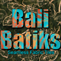Bali Batiks 2D And/Or Merchant Resources Themed mystikel