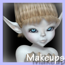 Amity MerFae Makeups 3D Figure Essentials 3DTubeMagic