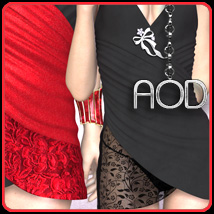Fashion Aikaterine 3D Models 3D Figure Essentials ArtOfDreams