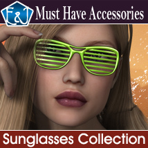 Sunglasses Collection Accessories Themed Software EmmaAndJordi